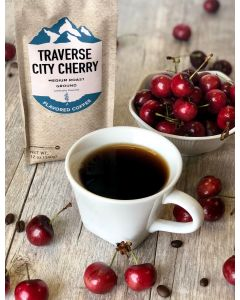 Traverse City Cherry 12 oz Ground Coffee
