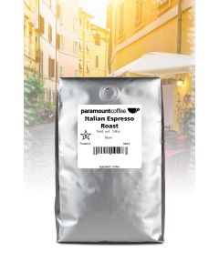 Italian Espresso Roast  SWP Decaf 5 lb Ground Coffee