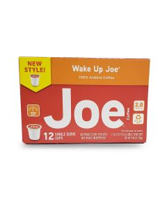 Wake Up Joe, 12 Count, Single Serve Cups