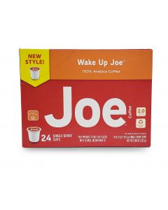 Wake Up Joe, 24 Count Single Serve Cups