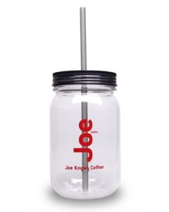 Joe 25 Oz Acrylic Mason Jar