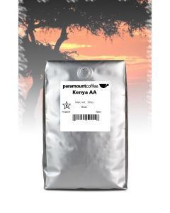 Kenya AA 5 lb Whole Bean Coffee