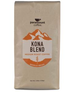 Kona Blend Bean Coffee 40 oz package