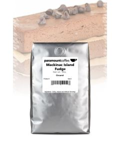 Mackinac Island Fudge 5 lb Ground Coffee