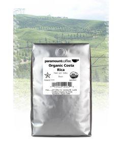 100% Organic Costa Rican 5 lb Whole Bean Coffee