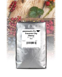 Traverse City Cherry 5 lb Bean, Flavored Coffee