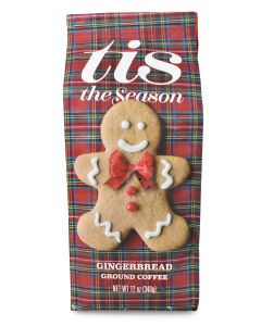Tis the Season: Gingerbread 12 oz Ground Coffee