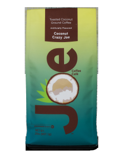 Joe Knows Coffee, Toasted Coconut, 2lb Ground