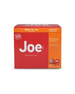Wake Up Joe Single Serve Pods 20 Count